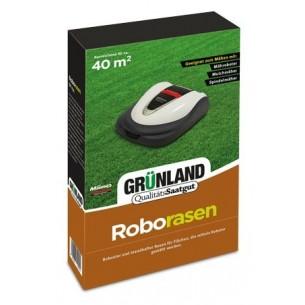 SR154 - Roborasen für Mulchrasenflächen