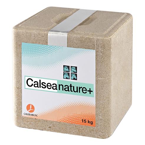 """Calsea Mineralleckstein """"Nature+"""" 15 kg"""