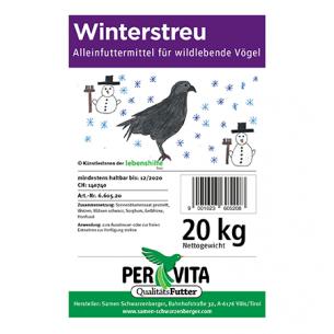 Winterstreufutter - Verpackungsgröße 1kg