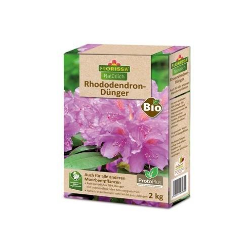 natürlicher Rhododendron Dünger