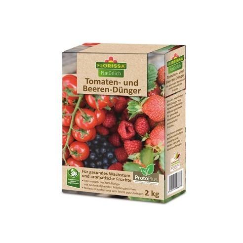 Spezialdünger für Tomaten / Beeren 2 kg