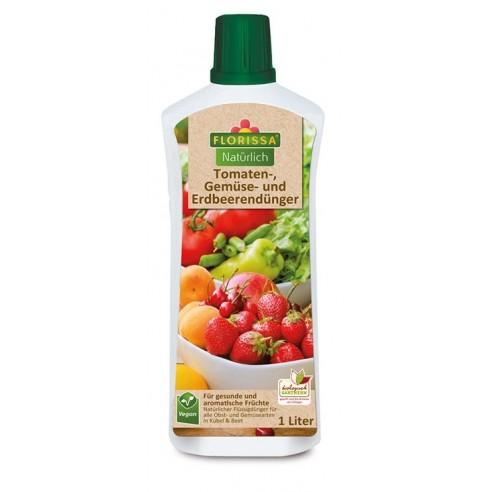 natürlicher Tomaten Flüssigdünger 1 Liter