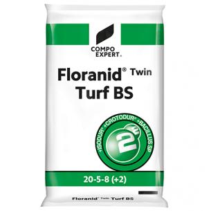 Rasen Floranid Twin Turf mit Bacillus subtilis 20+5+8(+2)