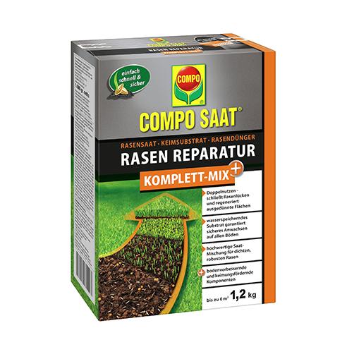 Rasen Reparatur Saat Komplett-Mix