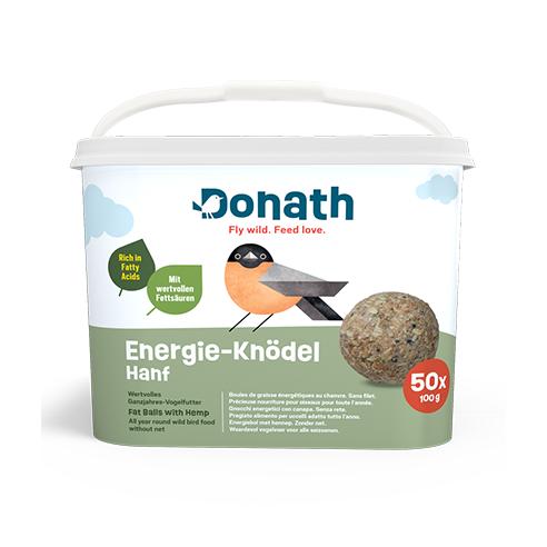 Donath Energie-Knödel Hanf ohne Netz