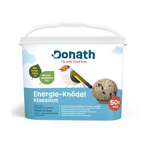 Donath Energie-Knödel Klassisch ohne Netz