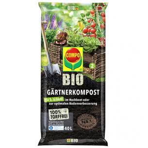 BIO Gärtner-Kompost 40 L