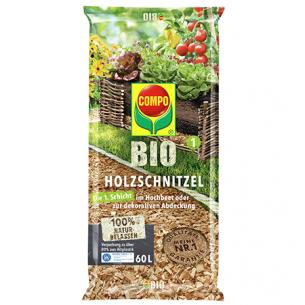 BIO Holzschnitzel 60 L