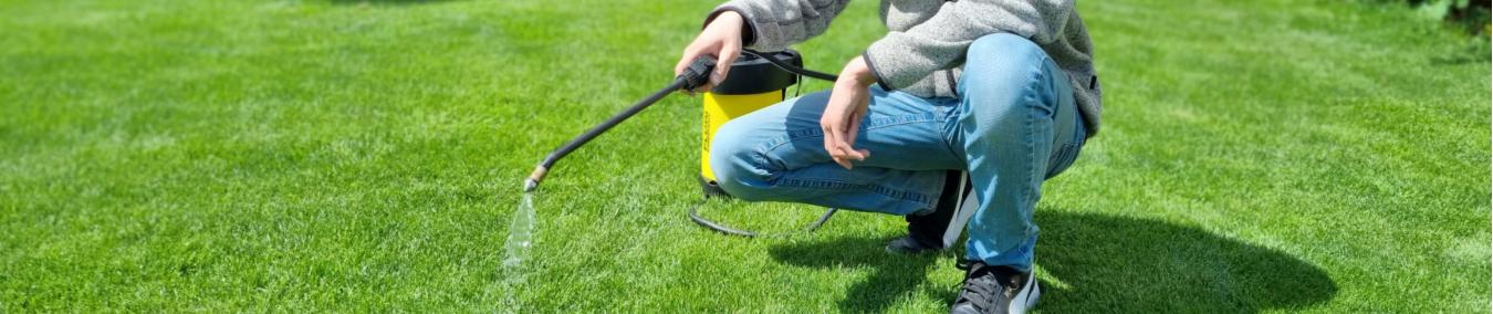 Pflanzenschutzmittel & Unkrautvernichter