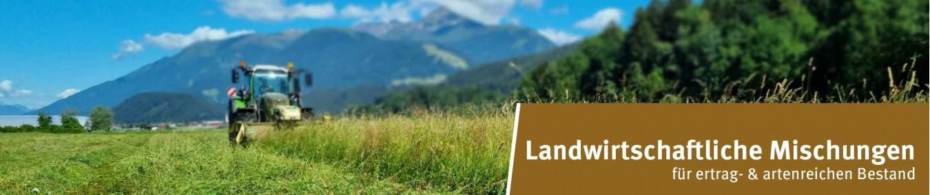Spezielle Mischungen für die Landwirtschaft